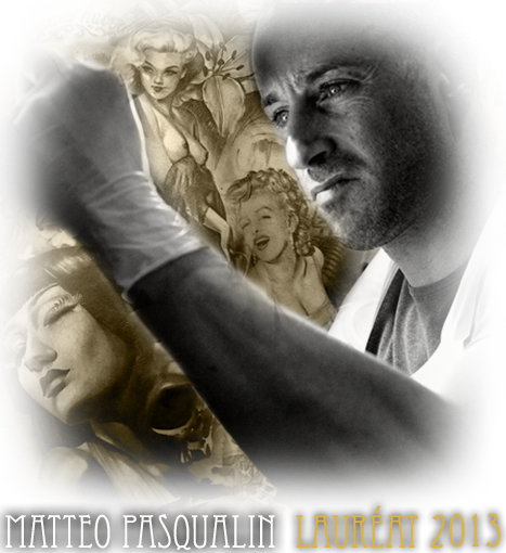 Lauréat 2013